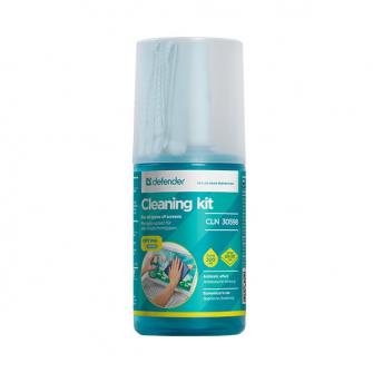 Produs de curatare Defender CLN-30598, 200 ml + microfi