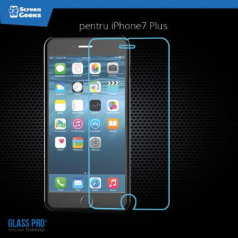 Screen Geeks sticla protectoare pentru Iphone 7 Plus