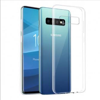 Husa Screen Geeks p/u Samsung S10 TPU ultra thin, trans