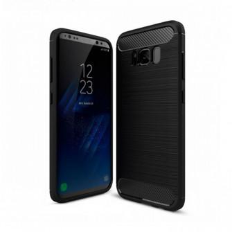 Husa Screen Geeks Rugged Armor p/u Samsung S8, negru