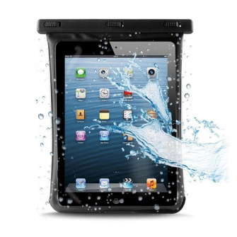 Husa Puro Waterproof (WP2SLIMBLK) 10.1, Black