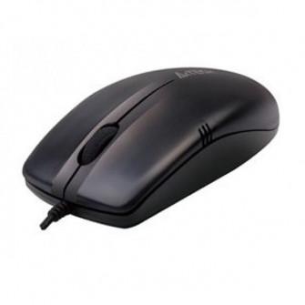 Mouse A4Tech OP-530NU, Black