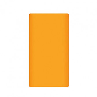 Silicon case for power bank Mi 2 10000mAh orange