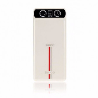 Baterie Externa Remax Kincree (RPP-18) 10000 mAh, White