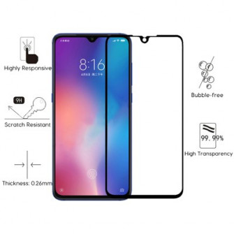Screen Geeks Full Cover Glass Pro All Glue 4D for Xiaom
