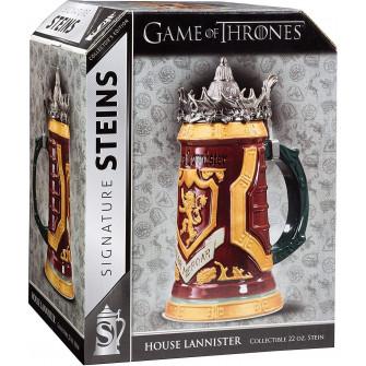 Underground Toys Game Of Thrones House Lannister Stein