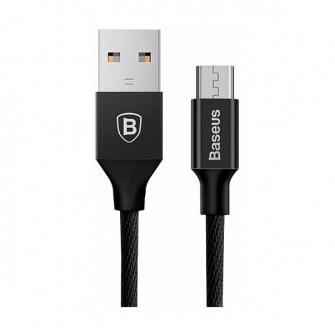 Cablu Baseus Yiven Cable Micro USB 1m, Black