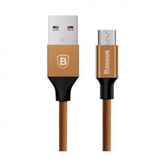 Cablu Baseus Yiven Cable Micro USB 1m, Brown