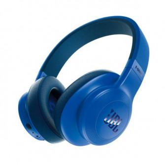 Set cu Casti JBL E55BT Bluetooth, Blue