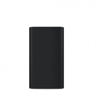 Silicon case for power bank Mi 2 10000mAh Black