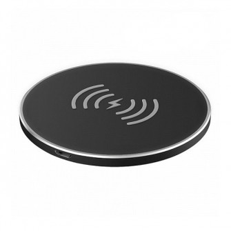 Incarcator Olmio 10W Quick Charge Wireless, Black