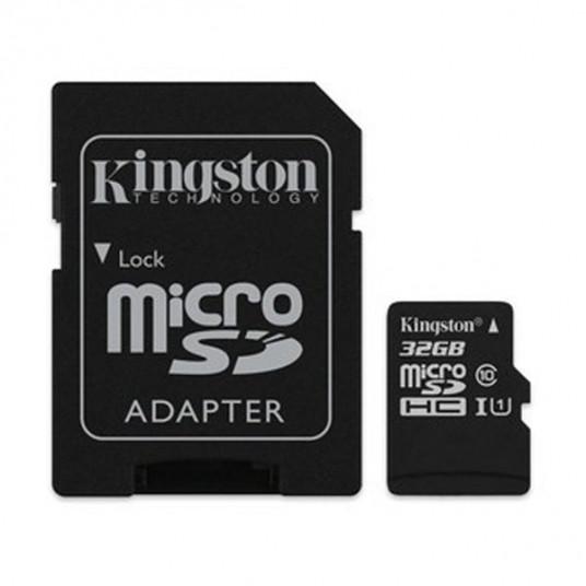 MicroSDcard Kingston Canvas Select (SDCS/32GB), 32 GB