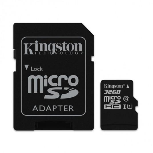 MicroSDcard Kingston 300x, 32GB