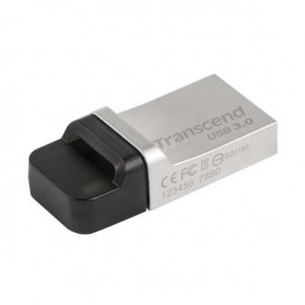 Transcend JetFlash 880 32 GB USB 3.0, Silver