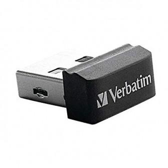 Verbatim Store N Stay Nano 97464 (16 GB, USB 2.0), Blac