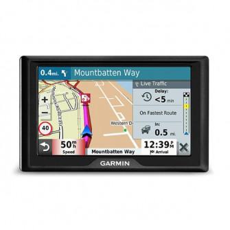 GPS Navigator Garmin Drive 52 Full EU MT-S GPS