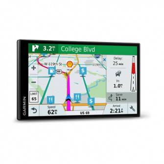 GPS Navigator Garmin DriveSmart 61 Full EU LMT-S