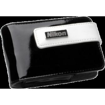 Nikon CS-S26 BLACK/White CASE (Bk)