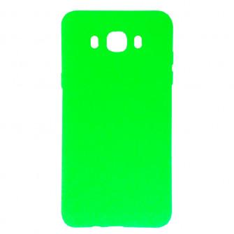 Husa Screen Geeks p/u SA Galaxy J5 TPU ultra thin, verd