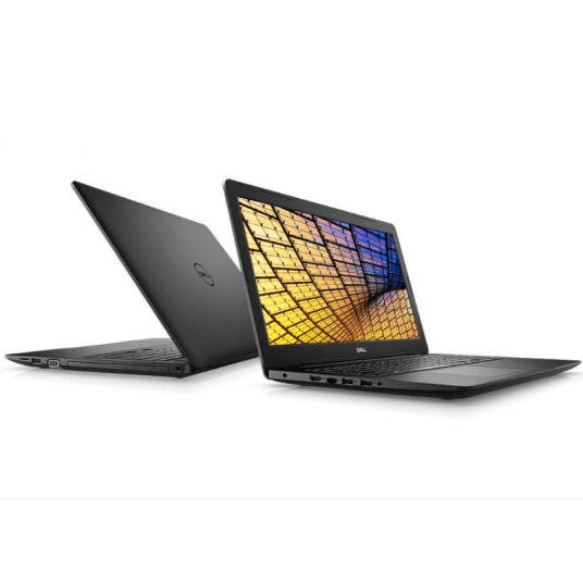 "DELL Vostro 15 3000 Black (3583), 15.6"" FullHD (Intel® Core™ i5-8265U, 4GB DDR4 RAM, 1Т НDD, Intel UHD Graphics, No DVD, CardReader, HDMI, VGA, WiFi-AC/BT4.0, 3cell, HD720p Webcam, RUS, Ubuntu , 2.18k"