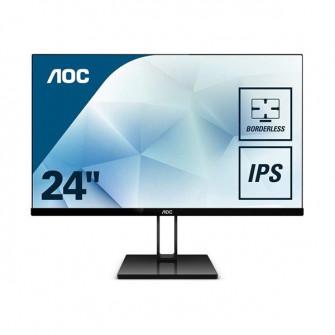 Monitor AOC 24V2Q, Black