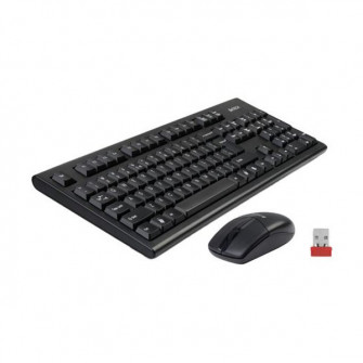 Set Tastatura + Mouse A4Tech Kit RF 3100N Keyboard GK-8