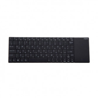 Tastatura Rapoo E2710 (16171) RU Wireless, Black