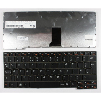 Keyboard Lenovo S10-3 ENG. Black
