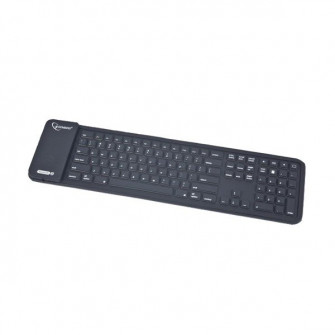 Tastatura Gembird KB-BTF3-B-US Bluetooth, Blue