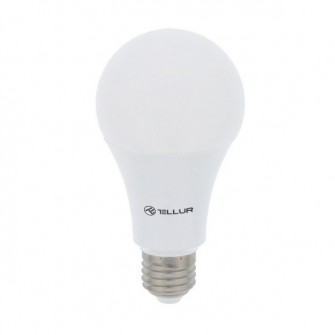 Bec LED Smart Wi-Fi TELLUR E27, White