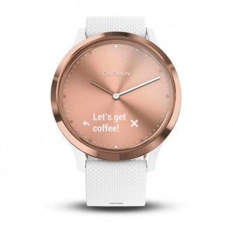 GARMIN Vivomove HR Sport, Rose Gold