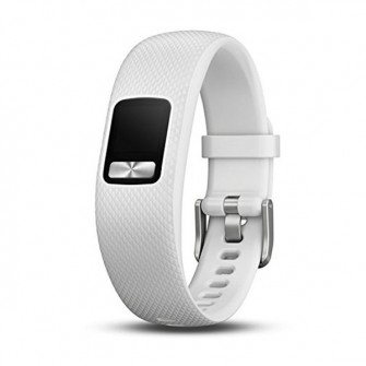 Curea Garmin (010-12640-12) vivofit 4 (S/M), White