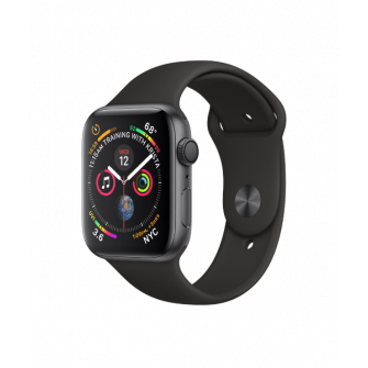 Apple Watch Series 4 MU6D2 Black Sport Band 44mm, Space