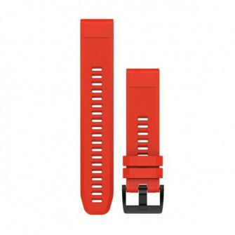 Curea Garmin QuickFit 22 (010-12496-03), Flame Red