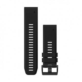 Curea Garmin fenix 5X QuickFit (010-12517-00), Black