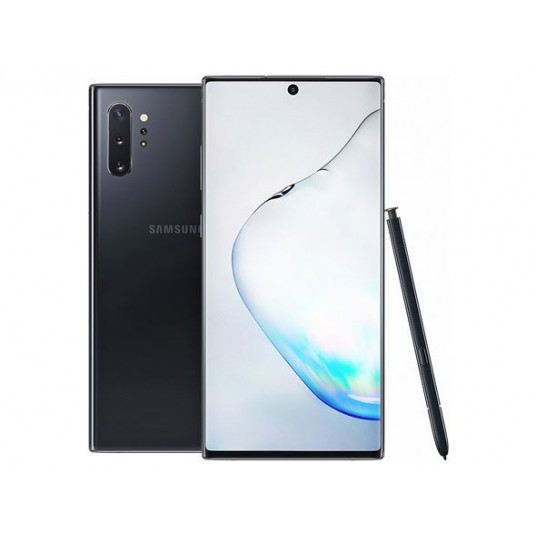 Samsung Galaxy Note 10, Dual SIM, 256GB, 8GB RAM (N970) Aura Black