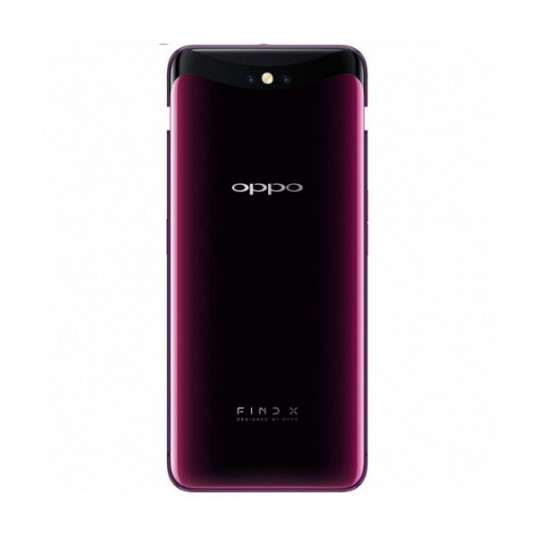 Oppo Find X 256GB Dual Sim, Bordeaux Red