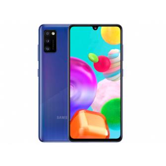 Samsung Galaxy A41 (A415) Dual Sim , 4/64GB , Blue