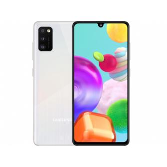 Samsung Galaxy A41 (A415) Dual Sim , 4/64GB , White