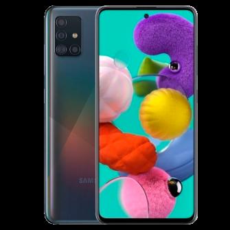 Samsung Galaxy A51 (A515) 4GB/64GB Dual Sim, Black