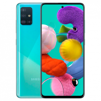 Samsung Galaxy A51 (A515) 4GB/64GB Dual Sim, Blue