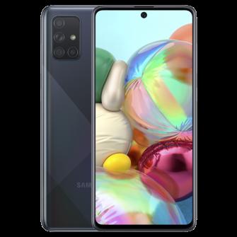 Samsung Galaxy A71 (A715) Dual Sim 6GB RAM 128GB, Black