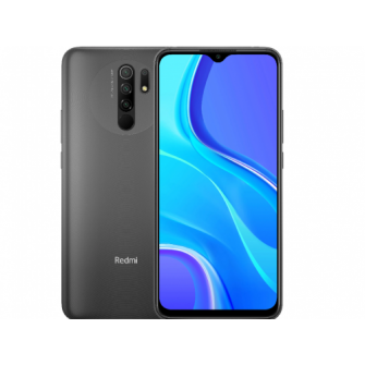 Xiaomi Redmi 9 Dual Sim, 4/64GB,Carbon Grey