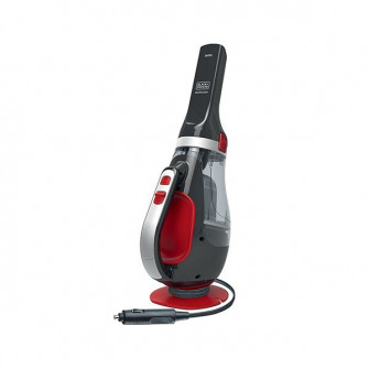 Black+Decker ADV1200-XKSilver/Red