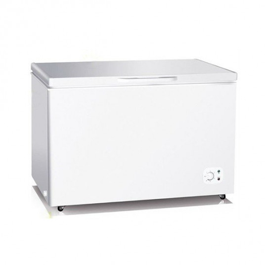 Lada frigoriferica Midea LF 400 E LED, White