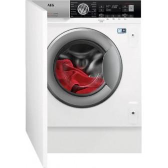 Maşina de spălat rufe AEG L8WBE68SI