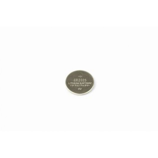 Gembird  Button cell CR2025, 2pcs, High performance and long lifetime