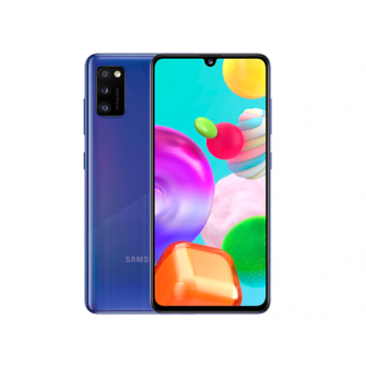 Samsung Galaxy A41 Blue, 4/64 GB, Dual Sim, 6.4 1080x24