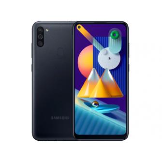 Samsung Galaxy M11 3/32 GB Negru, Ecran / Qualcomm Snap