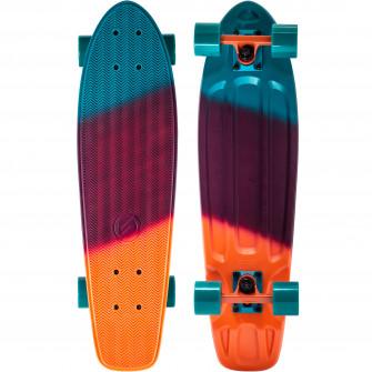 Cruiser Skateboard Big Yamba Albastru/Corai